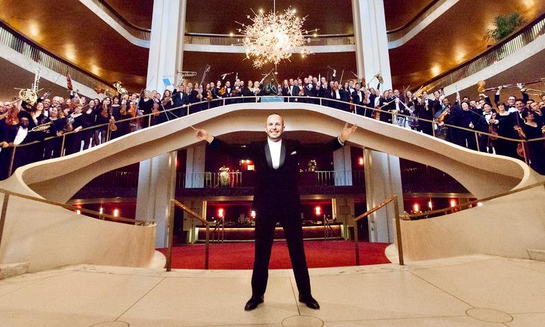 都会 大 Metropolitan Opera