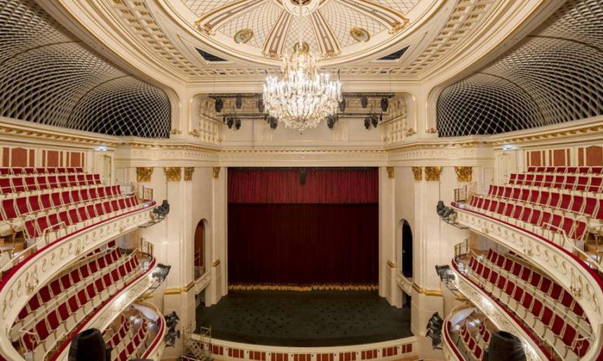 Berlin 〓 Berlin State Opera (Staatsoper Unter den Linden