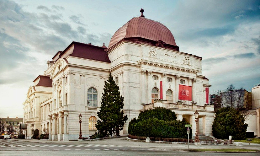 Graz 〓 Opera Graz announced its programming for the 2018/2019 season    Around the Music Festival