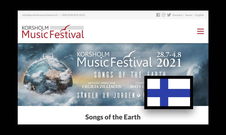 月刊音楽祭
