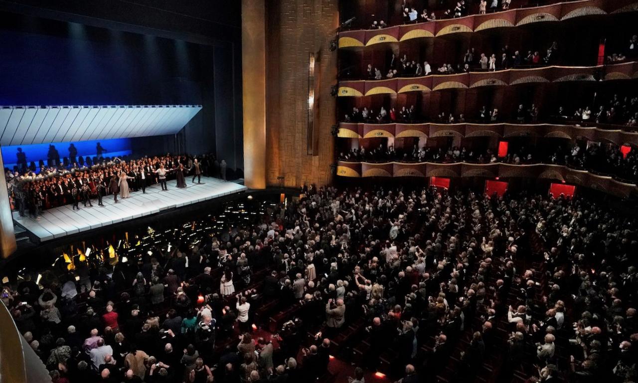 配信 メトロポリタン オペラ 無料